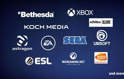 Gamescom 2020 Lineup: Xbox, Activision Blizzard, Ubisoft, And More