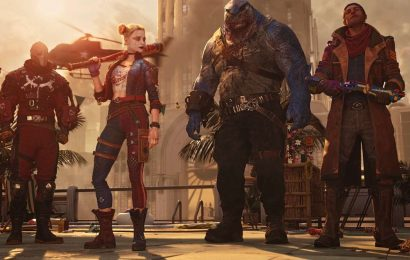 Rocksteady's Suicide Squad, Not Gotham Knights, Continues The Arkham Games' Story