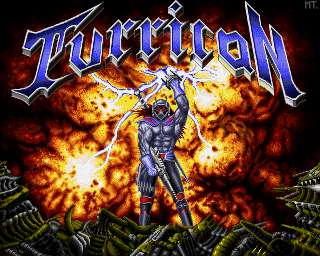 Retro Side-Scrolling Shooter Turrican Unveiled At Gamescom For Its 30th Anniversary
