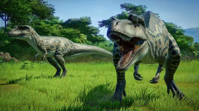 Jurassic World Evolution Is Coming To Nintendo Switch
