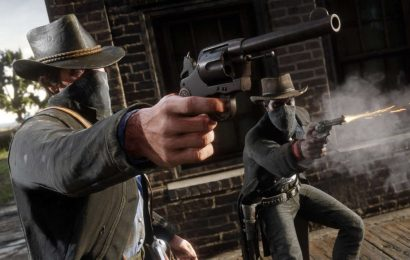 New PC Games Sale Discounts Red Dead 2, The Witcher 3, And More
