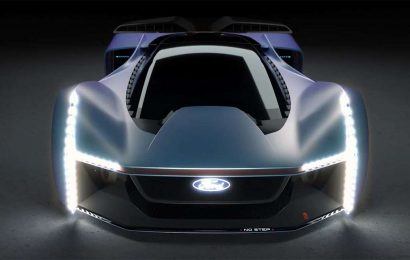 Ford Reveals A Brand-New Supercar, And You'll Only Find It In An Upcoming Video Game