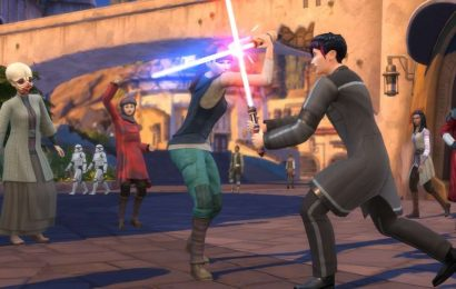 The Sims 4 Star Wars Expansion Bundle Available At Amazon