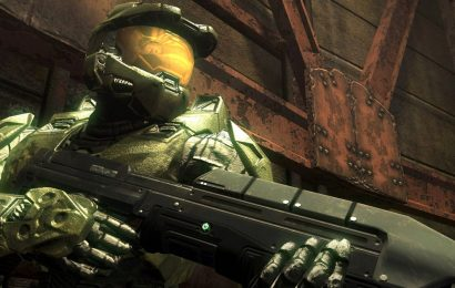 How Master Chief's iconic armor has changed over the last 19 years
