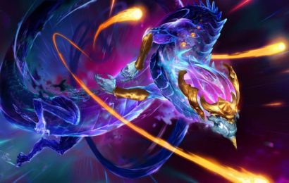 Aurelion Sol, two new Keywords and many new Cards complete the Call of the Mountain expansion spoilers
