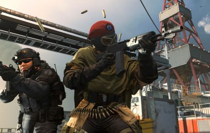 Call of Duty: Warzone's season 5 patch updates Verdansk with an open stadium and a train
