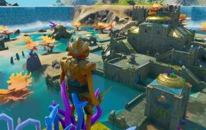 Fortnite August 1 update introduces new Coral Castle POI in Season 3