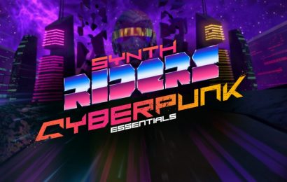Cyberpunk Essentials Music Pack Drops for Synth Riders
