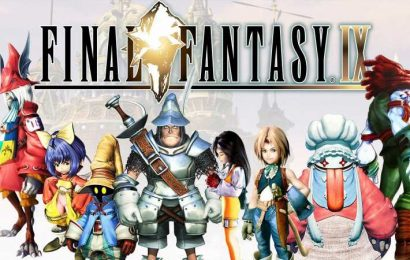 Final Fantasy IX's Moguri mod lets players play with beautiful, manually redrawn backgrounds