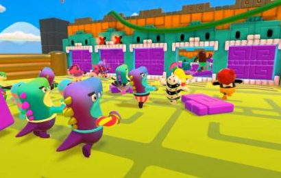 Fall Guys: Ultimate Knockout is the perfect chaotic battle royale