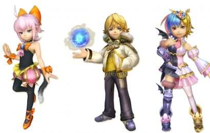 Final Fantasy Crystal Chronicles: Remastered Edition Will Have Character & Weapon DLC