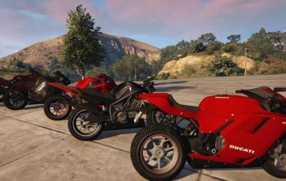 GTA Online: The Fastest Bikes And How To Get Them