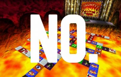 Banjo-Kazooie: How To Skip The Aggravating Furnace Fun Game Show