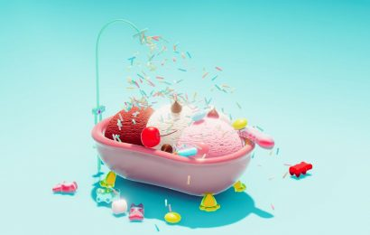 A game that's part food fight, part Instagram aesthetic is coming to PS5