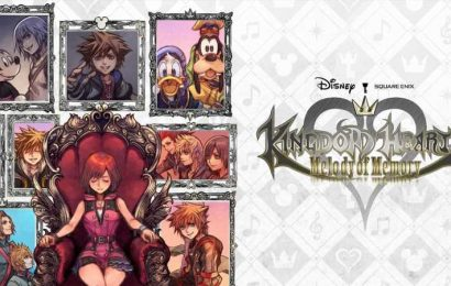 Kingdom Hearts: Melody Of Memory – It's A Small File Size After All