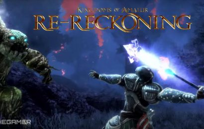 Kingdoms Of Amalur: Re-Reckoning's First Trailer Shows A Lot Of Finesse