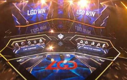LGD Gaming secures spot in 2020 Worlds – Daily Esports