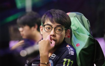 Fans fear rumors might be true after PSG.LGD release TI9 tribute for Maybe