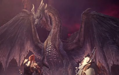 Fatalis comes to Monster Hunter World: Iceborne in its final, free update