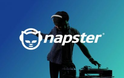 Napster has Been Bought by MelodyVR