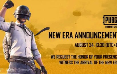 "PUBG Mobile Entering ""New Era"" On September 8 With Version 1.0 Update"