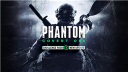 Challenge Pack 1 is the First Free Update for Phantom: Covert Ops