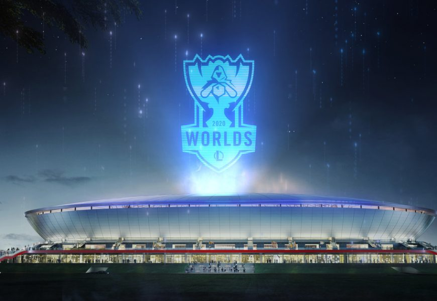 League of Legends' 2020 World Championship is still happening in Shanghai