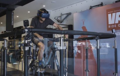 Get on Your Bike With Danny MacAskill's VR Ride Out Simulator
