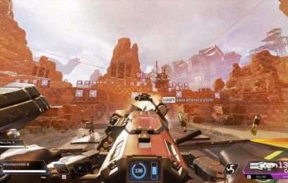 Apex Legends Glitch Allows Rampart's Ultimate To Shoot Through Gibraltar's Shield