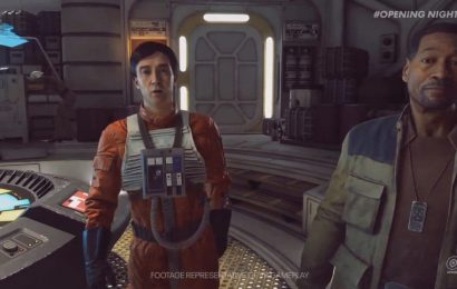 New Star Wars: Squadrons VR Gameplay Debuts In Single-Player Trailer