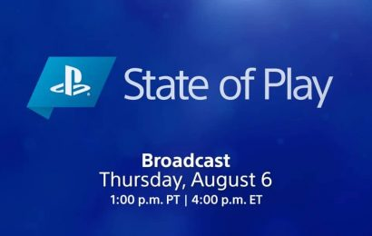 PSVR-Focused PlayStation State Of Play Broadcast Coming Thursday