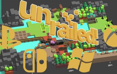 Co-op Puzzle Title Unrailed! Chugs Along To PC And Console In September