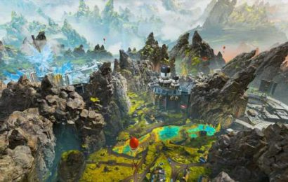 World's Edge night variant proved fake by Apex Legends data-miners