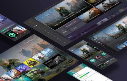 See how the Xbox Series X UI will unite consoles, PCs, and phones