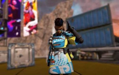 Bangalore and Caustic to receive the next two Apex Legends Heirlooms