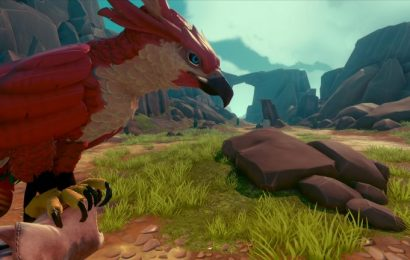 Falcon Age Oculus Quest Release Confirmed For Next Week