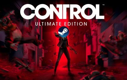Control Ultimate Edition Is Now Available On Steam With A 20% Discount