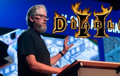 Diablo 2 Was A Masterpiece, But David Brevik Recalls The Terrible Crunch Leading To Launch