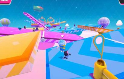 Fall Guys' seesaw level is a true mirror of the soul