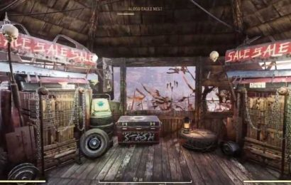 Bethesda Discovers A Player's Impressive C.A.M.P. In Fallout 76