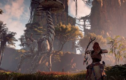 Horizon Zero Dawn Arrives On PC With New Trailer