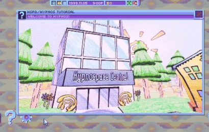 Explore The Early Internet On PS4, Xbox One, And Switch With Hypnospace Outlaw