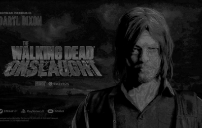 The Walking Dead Onslaught Coming This September