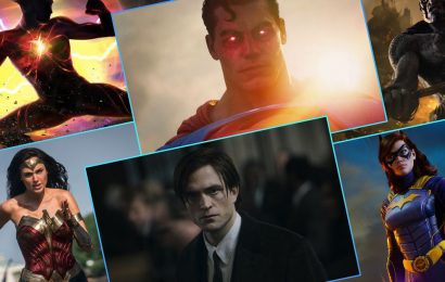 The trailers, the news, and everything we learned at DC FanDome