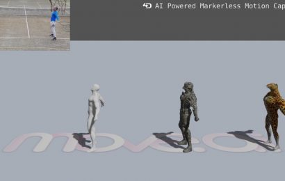 Move.ai enables AI motion capture without the hassle for video game production