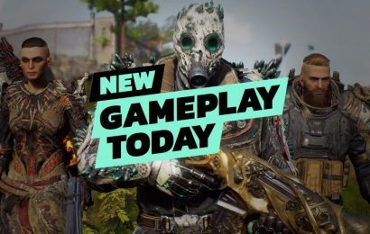 New Gameplay Today – Outriders' Technomancer Class
