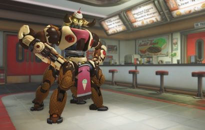 Take A Look At Overwatch's Summer Games 2020 Skins