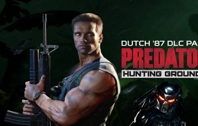 Dutch '87 Arnold Schwarzenegger And A Free Trial Coming To Predator: Hunting Grounds
