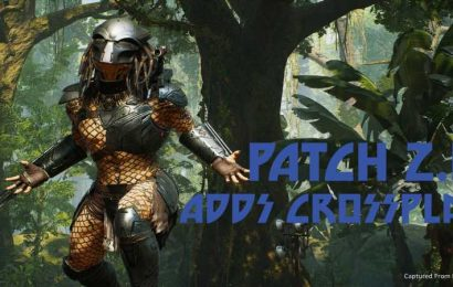 Predator: Hunting Grounds Patch 2.0 Adds Crossplay, New Weapons, And Hints Of Future Content
