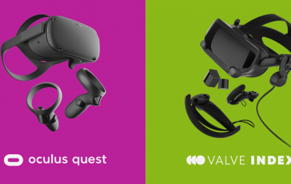 Valve Index Now Used More On Steam Than Original Oculus Rift